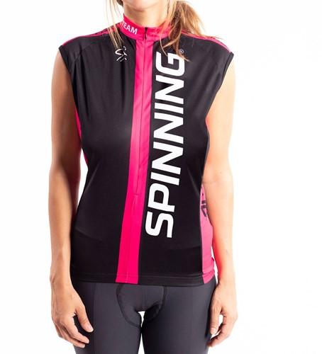 Spinning® Team Sleeveless Jersey Large