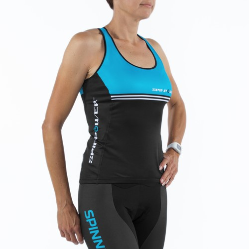 Womens SPINPower® Racerback Top