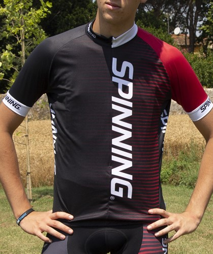 Spinning® Saser Short-Sleeve Jersey -PRIME LINE X-Small