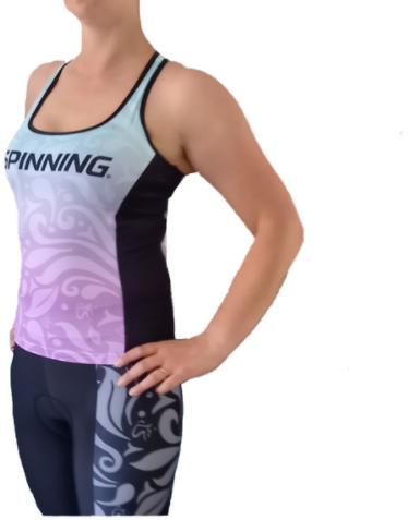 Spinning® Team Womens Racerback