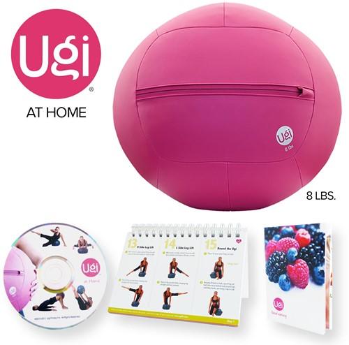 Ugi® Fitness Home Kit Pink