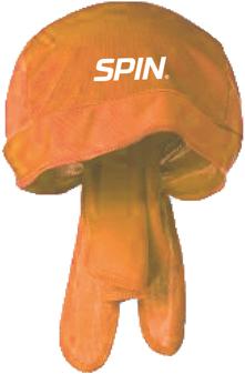 SPIN® Bandana Cap Orange