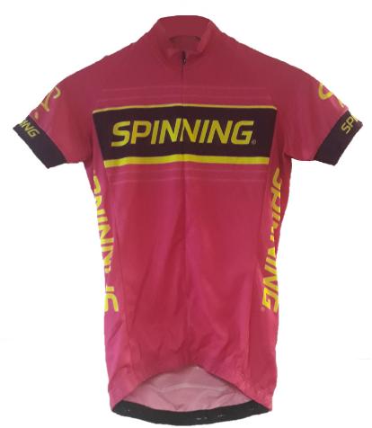 Spinning® Tahiti Short-Sleeve Jersey Women Pink