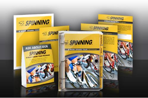 Spinning® 8-Week Grand Tour Kit