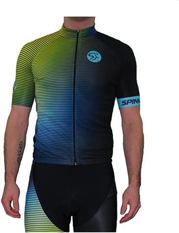 Spinning® Inspire Mens Short-Sleeve Jersey