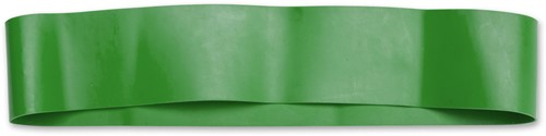 Closed Loop Flat Band - Light Resistance Green