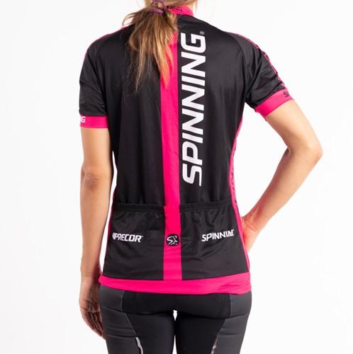 Spinning® Team Short-Sleeve  Jersey Small