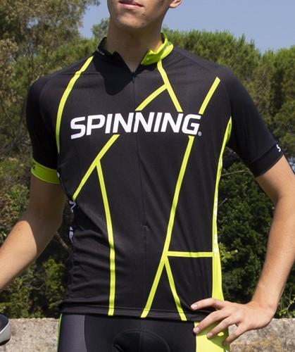 Spinning® Elbrus Short-Sleeve Jersey Large