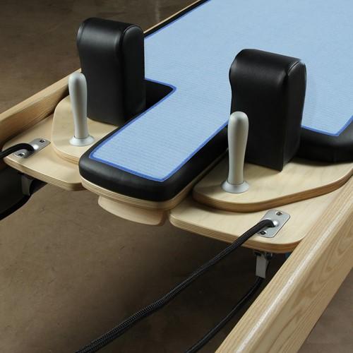 Non-Slip Pilates Reformer Towel Blue