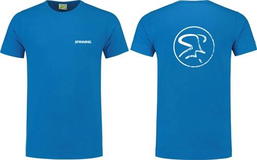 Mens Shirt Mid Blue