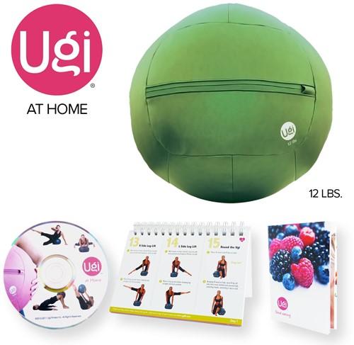 Ugi® Fitness Home Kit Green