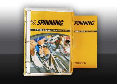 Spinning® 8-Week Grand Tour Program