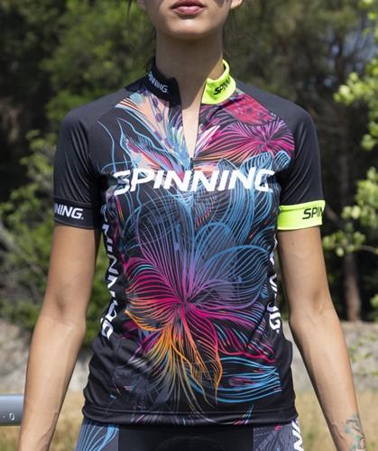 Spinning® Karka Short-Sleeve Jersey Large