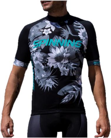 Spinning® Fiji Mens Short Sleeve Jersey Large