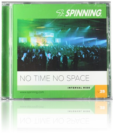 Spinning® CD Volume 25 - No Time, Space