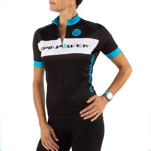 SPINPower® Short-Sleeve Jersey - PRIME LINE
