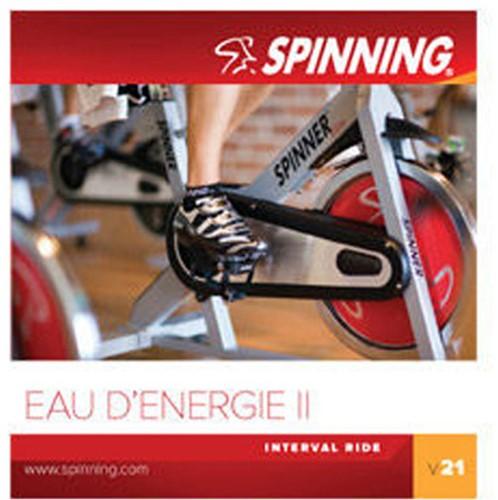 Spinning® CD Volume 21 - Eau D'energie II