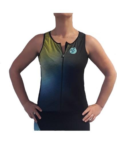 Spinning® Inspire Sleeveless Womens Tank Jersey